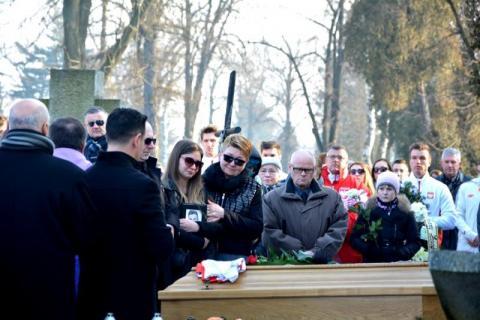 Pogrzeb Kacpra Gondka