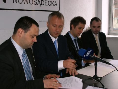 Koalicja Nowosądecka