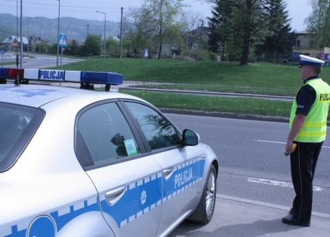 Chował się w zaroślach przed policją. Co miał na sumieniu?