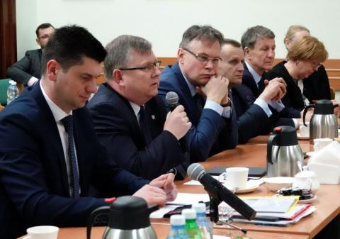 Sądeckie gminy liczą na marszałka Witolda Kozłowskiego