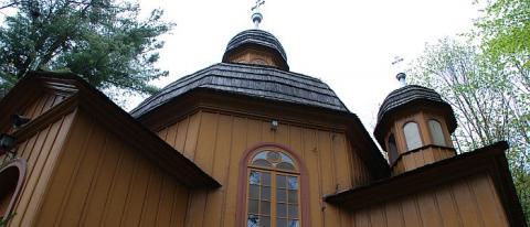 Kościół pw. Przemienienia Pańskiego w Krynicy