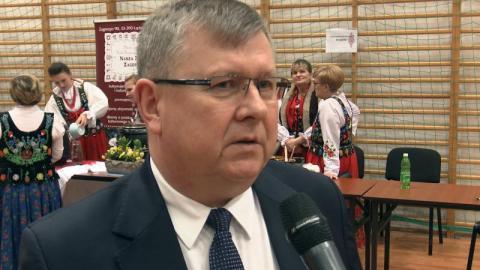 Witold Kozłowski marszałek Małopolski: powiat nowosądecki nie jest wyspą