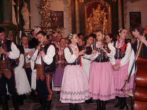 Regionalny Zespół Pieśni i Tańca Lachy, fot. KB