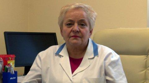 """lek. med.Barbara Jurkiewicz, kierownik NZOZ """"Remedium"""" w Nowym Sączu"""