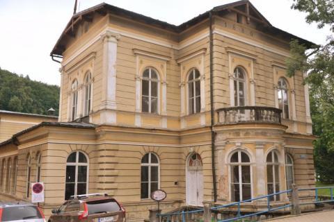 Łazienki Borowinowe