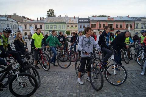 Sądecka Masa Krytyczna w akcji. Które ulice przejmą dziś rowerzyści?
