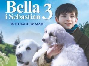 """KONKURS: """"Bella i Sebastian 3"""" w kinie Sokół. Mamy dla Was bilety"""