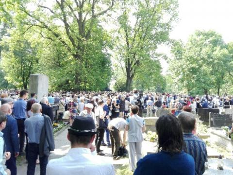 pogrzeb Zbigniewa Wodeckiego