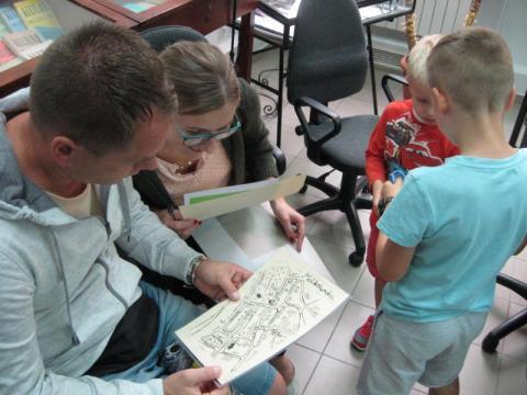 Pedagogiczna Biblioteka Wojewódzka w Nowym Sączu była Molikolandią