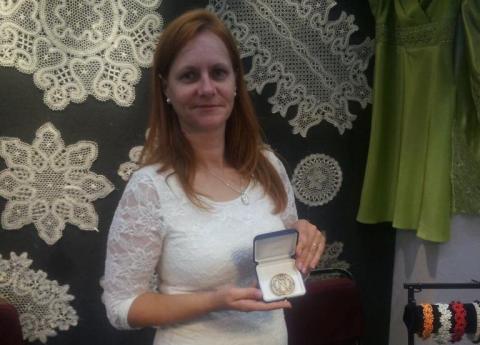 Kandydatka w plebiscycie SKT Sądeczanin: Monika Madej