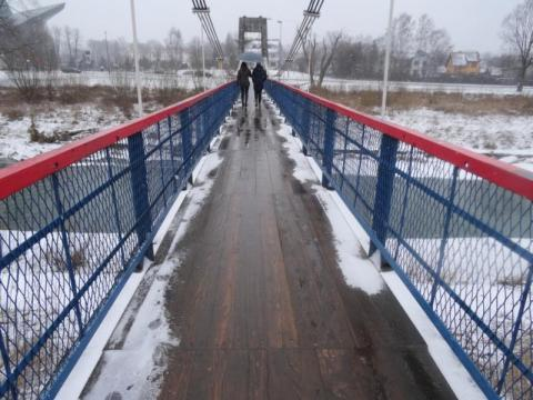 Most nad Kamienicą, fot. Iga Michalec