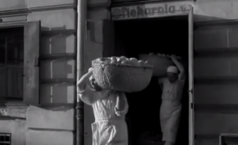 Nowy Sącz lata 60.
