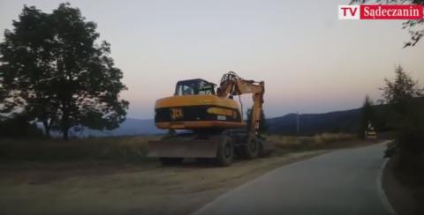 Nowa droga na Obidzy już prawie gotowa! [WIDEO]