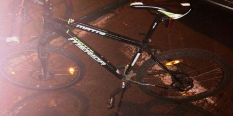 Ukradł rower, ale niedługo cieszył się łupem. Wpadł już po godzinie