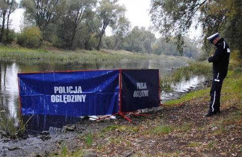 42-latek wyciągnięty z Dunajca w Jazowsku. Mężczyzna nie żyje