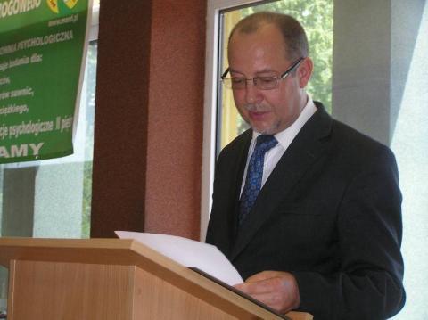 Waldemar Olszyński, dyrektor MORD w Nowym Sączu odwołany, fot.Iga Michalec