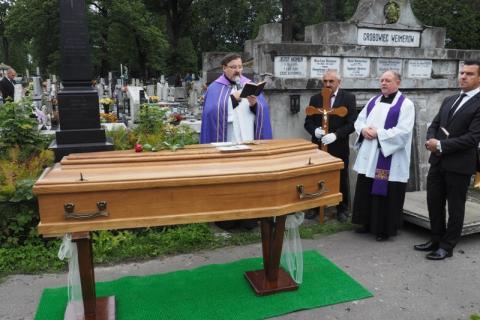 Pogrzeb Daniela Weimera