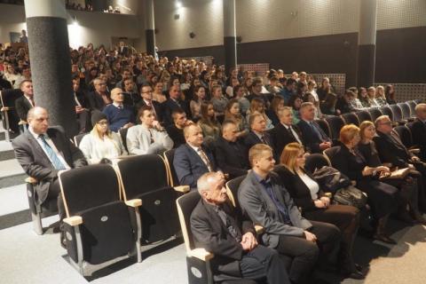 Tłumy sądeczan przyszły na wykład Wiesława Janczyka