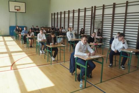 Gimnazjaliści zakończyli egzaminy. Daliście radę!