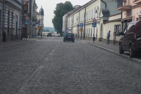 Sądeczanie chcą parkingu przy ul. Piotra Skargi. Co na to władze miasta?