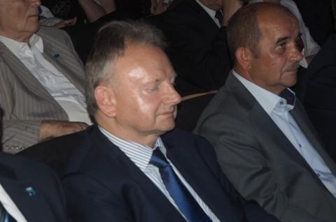 burmistrz Muszyny Jan Golba