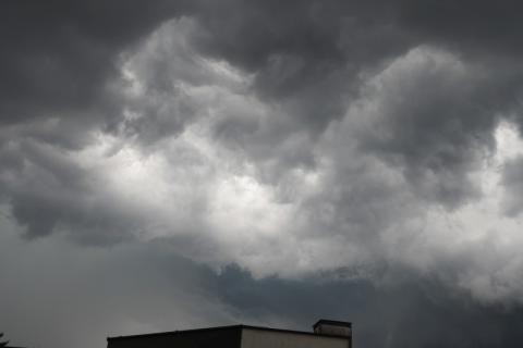 Uwaga! 2 stopień zagrożenia meteo w całej Małopolsce!
