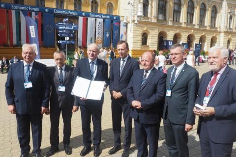 Na Sądecczyźnie powstaną nowe trasy dla biegaczy i rowerzystów
