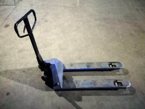 Przez kradzież wózka widłowego może spędzić za kratami aż 5 lat