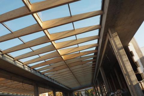 Dizajnerski dworzec MPK rośnie w Nowym Sączu. Takiej budowli jeszcze nie było!
