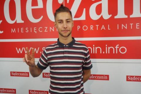 Głosujcie na Michała Szczygła. Już jutro powalczy w finale The Voice of Poland