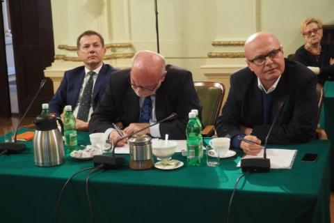 Ryszard Nowa, Wojciech Piech, Jerzy Gwiżdż