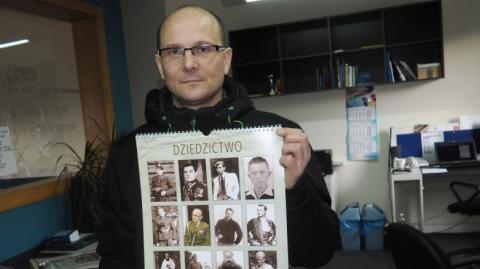 Wydali sądecki kalendarz historyczny, żeby zarobić na pomnik dla Piłsudskiego