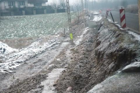 Dlaczego mieszkańców sądeckiej ulicy Kamiennej krew z powodu Kamionki zalewa