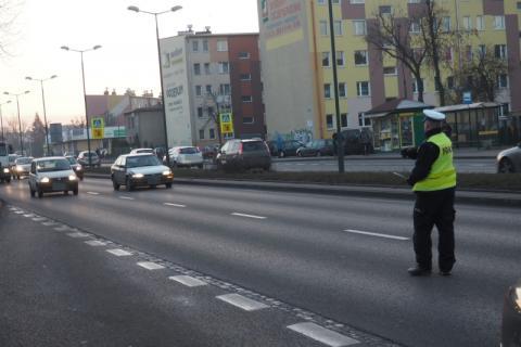 Dzisiaj więcej patroli na ulicach Nowego Sącza. Trwa policyjna akcja