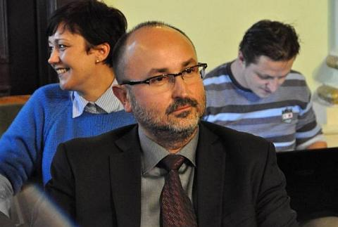 Janusz Adamek, prezes Sądeckich Wodociągów