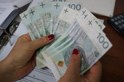 Ile zarobi preyzdent Ludomir Handzel?, fot. AM.