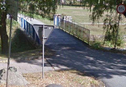 Most w Piwnicznej
