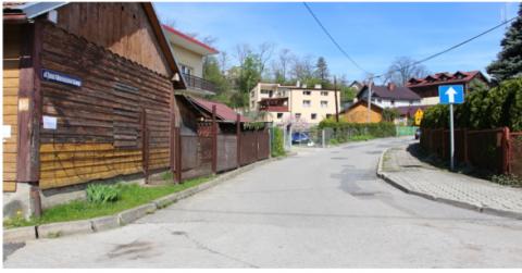 Uwaga! Zamknięta ulica Marciszewskiego w Piwnicznej