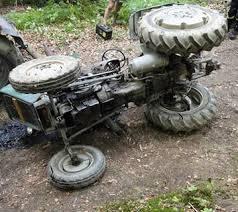 traktor przygniótł rolnika z Piątkowej