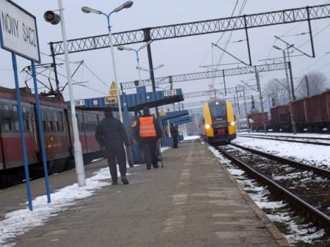 Wojna o pociąg z Krynicy do Muszyny