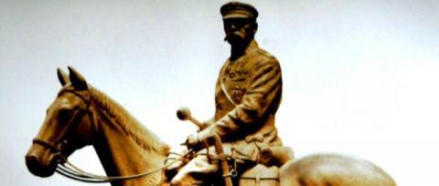Pomnik Marszałka Piłsudskiego