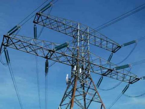 brak prądu