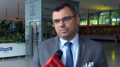 Radosław Włoszek: biznes lata z Krakowa, biznes jest w Krynicy