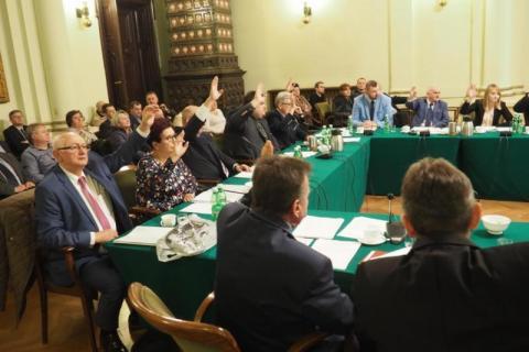 6 listopada ostatnia sesja Rady Miasta Nowego Sącza