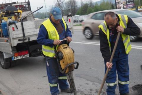 Zamykają drogę powiatową Korzenna-Janczowa-Miłkowa. Sprawdź objazdy