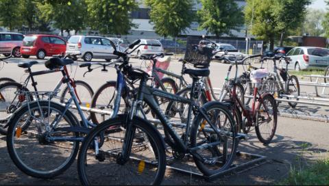 Nowy Sącz: Tylko dzięki korkom wypożyczalnia rowerów jest skazana na sukces?