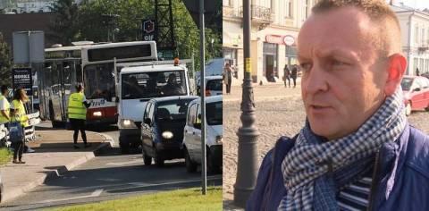 Grzegorz Mirek z MZD odpowiada - co spędza sen z oczu drogowcom a co mieszkańcom?