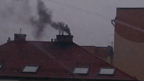 smog w Małopolsce