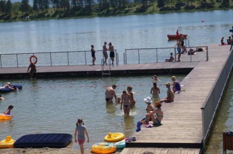 Stary Sącz: Skanalizują Park Wodny. Bakterie nie mają tu czego szukać