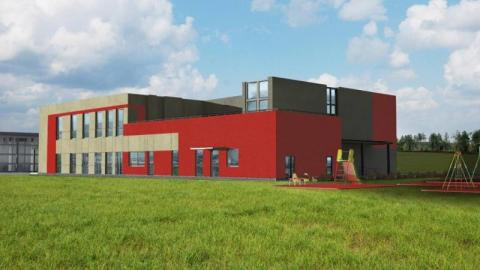 Nowy Sącz: STBS buduje przedszkole, żłobek i pawilon handlowy. Dla kogo i gdzie?